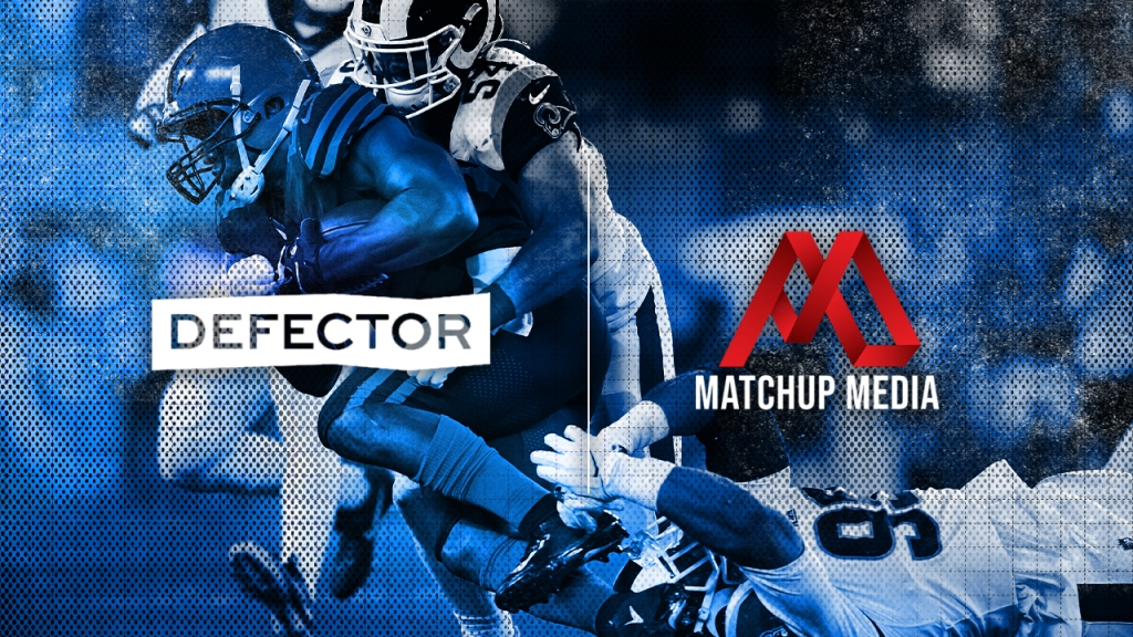 """Defector Media, 'The Matchup' To Launch in """"Unforgiving"""" Digital Media Environment"""
