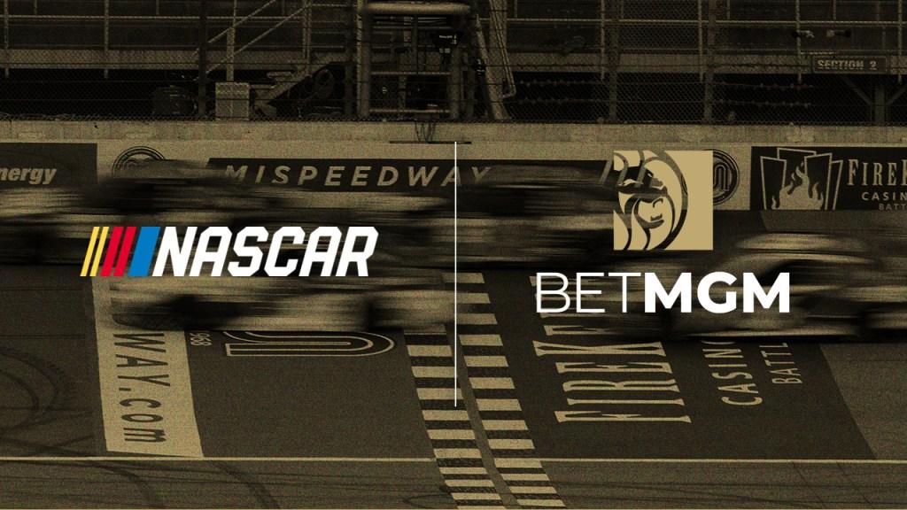 NASCAR Signs BetMGM as Racing Gambling Picks Up Speed