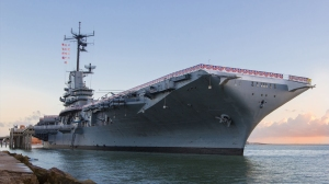 Professional Bull Riders to Stage Event on AircraftCarrier