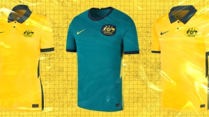 Nike Australian Women's National Team Jerseys Unavailable for Female Fans