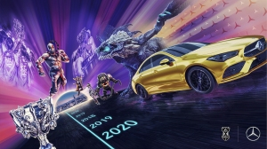 Riot Games' League of Legends Partners with Mercedes-Benz