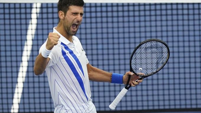 Novak Djokovic Forms New Professional Tennis Players Association Sportico Com