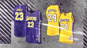 LeBron and Kobe Help Lakers Break Record for NBA Finals Merchandise?Sales