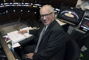 Mike 'Doc' Emrick, Sports Emmy-Winning NHL Broadcaster, Retires After 47 Years
