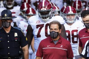 Saban's Contract Gives Alabama Leverage as COVID-19 Tests Succession?Plans