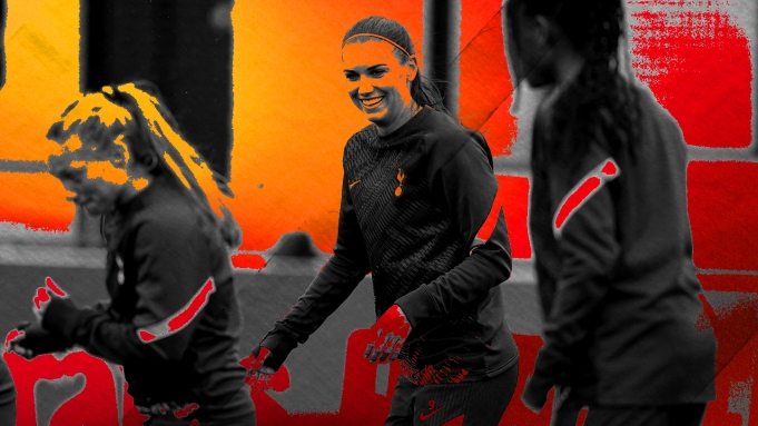 Alex Morgan Expected To Debut For Spurs As English Women S Soccer Rises Sportico Com