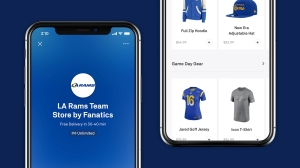 Rams Deal With Fanatics, Postmates to Deliver Jerseys Like Takeout