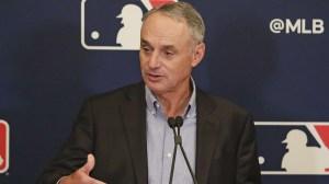 MLB Debt Totals $8.3 Billion as Manfred Mulls Options for NextSeason