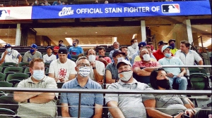 MLB Fans Return in Texas as Rays Push for First World Series Since?2008