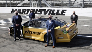 WynnBET Joins NASCAR to Stake Early Virginia Claim