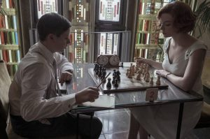 'The Queen's Gambit' Drives Game of Kings to New Heights forChess.com