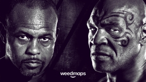Tyson-Jones Bout Puts Cannabis In Spotlight With Weedmaps Deal