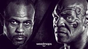 Tyson-Jones Bout Puts Cannabis In Spotlight With WeedmapsDeal