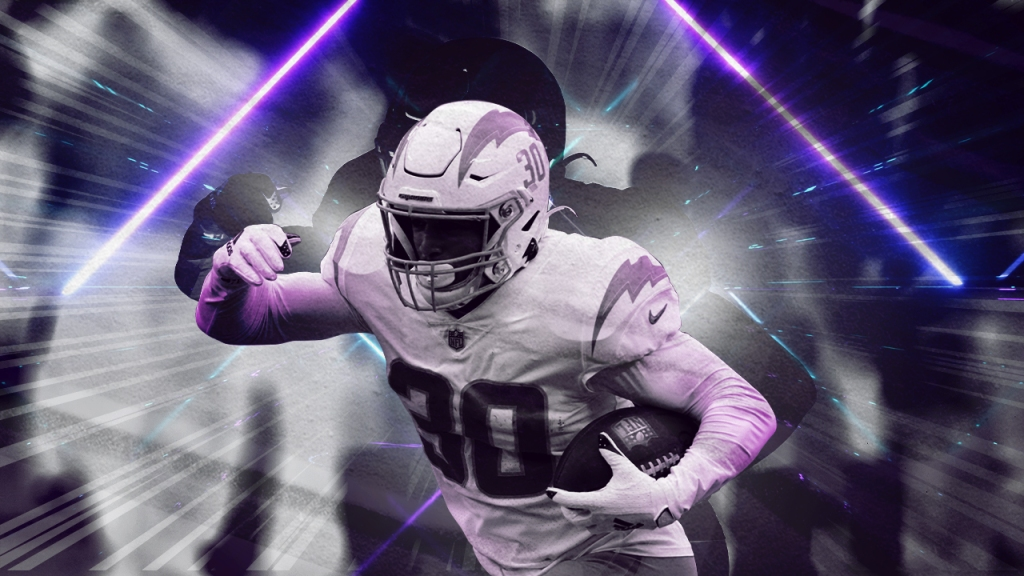 Chargers' Ekeler Recruits Fellow Pros for Gamer Streaming Venture