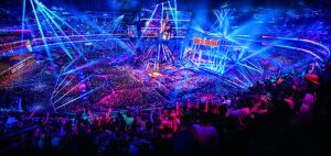 WWE Sets Wrestlemania Dates until 2023, Eyes Vegas and InternationalVenues