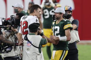 Brady-Rodgers Boosts Fox's NFC Title Game Rate to $2 Million