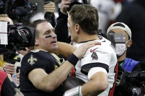 NFL Graybeards Brady, Brees Win the Weekend Ratings Battle Over YoungGuns