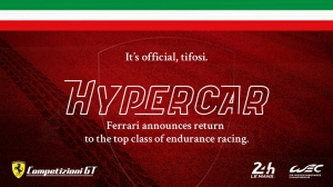 Ferrari Returns to LeMans 24-Hour Race Circuit in 2023 With NewHypercar