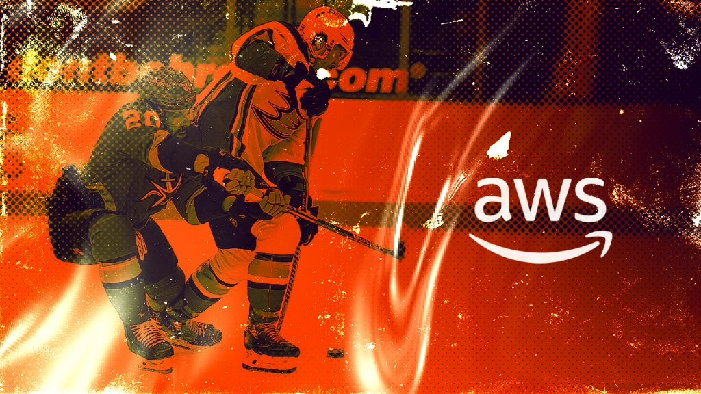 Amazon's March Into Sports Continues with NHL AWS Data Deal