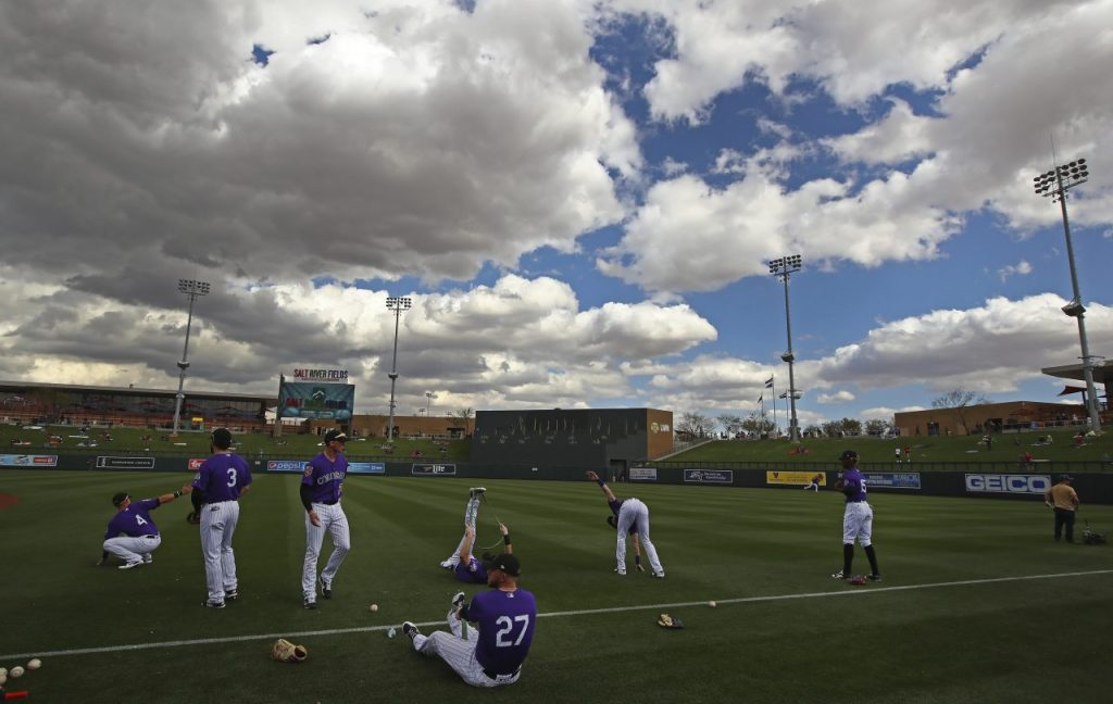 D-backs and Rockies Announce Spring Training Tickets Sales as Baseball Inches Forward