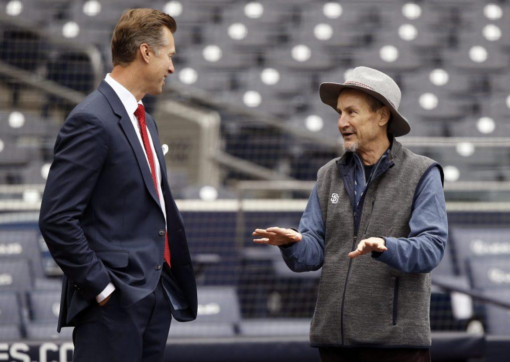 Tatis Deal Highlights Big-Market Ambition of Padres' Owner Seidler