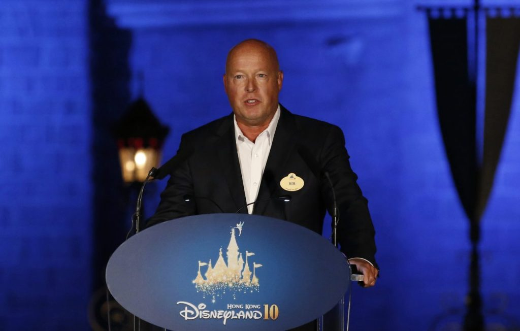Disney CEO: Next NFL TV Rights Deal Has to 'Make Sense' for Shareholders