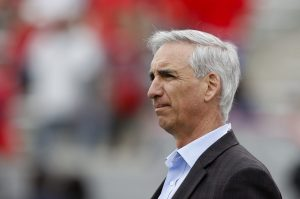 Oliver Luck Says XFL Fired Him for 'Sinister Purpose' in New Court Filing