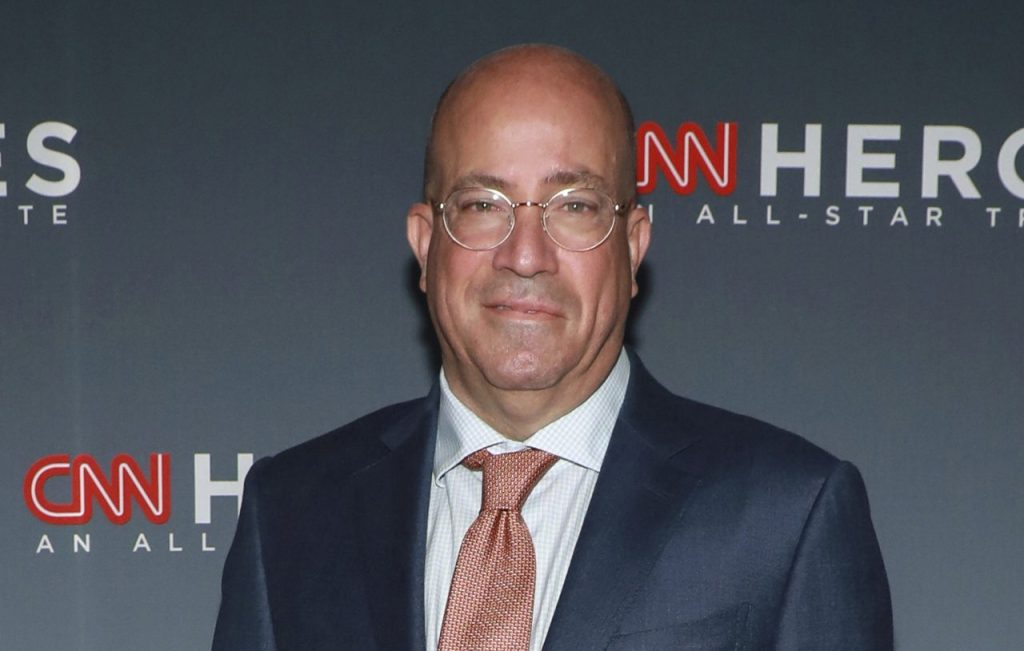 Jeff Zucker Expects to Leave CNN at Year-End