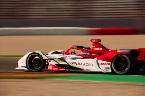 Dragon/Penske Formula E Racing Signs Bosch to Develop Car ManagementSystem