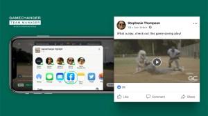 Dick's Sporting Goods' GameChanger App Unveils Highlight-ClipFeature