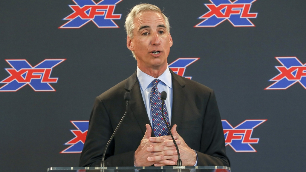 McMahon Claims Luck Shared XFL Info With NFL Agent Brother-in-Law