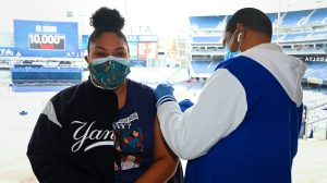Yankee Stadium, Other Sports Venues Can Be Arenas to Defeat thePandemic