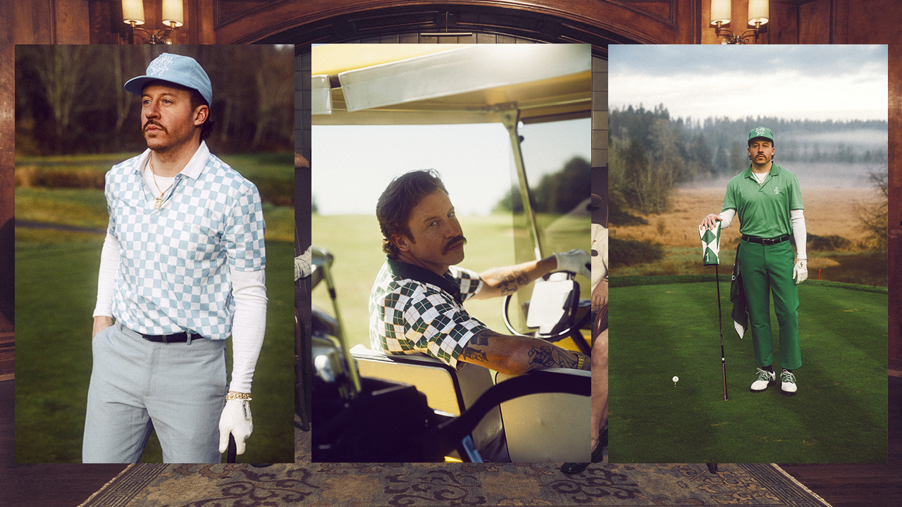 sportico.com - Randall Williams - Rapper Macklemore Funds and Launches Bogey Boys Golf Apparel Line