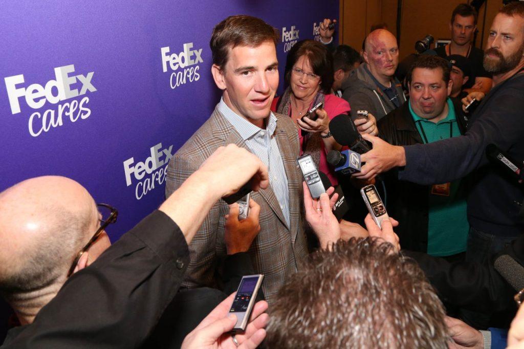 Eli Manning, LaDainian Tomlinson In $200 Million Consumer SPAC