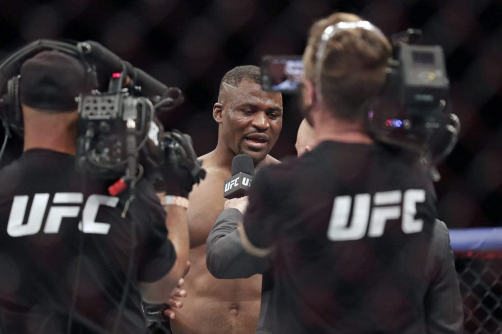 Endeavor Raising $1.75 Billion to Buy Rest of UFC as IPO Looms