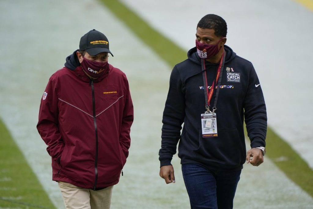 Dan Snyder Buys Out Washington Football Team's Minority Owners