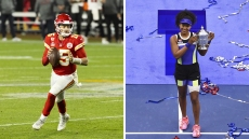 Mahomes, Osaka and Lewandowski Among Stars Advising Disruptive SPAC