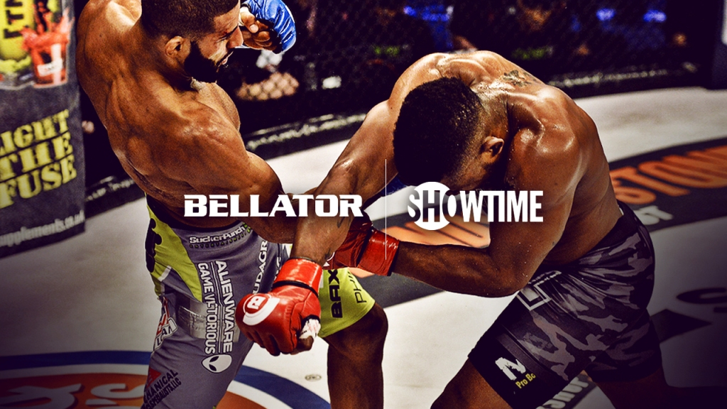 Showtime Sports Looks to MMA to Drive Paramount+ Subscribers
