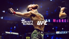 UFC, DraftKings Ink Five-Year Deal Worth More Than $100 Million in Cash