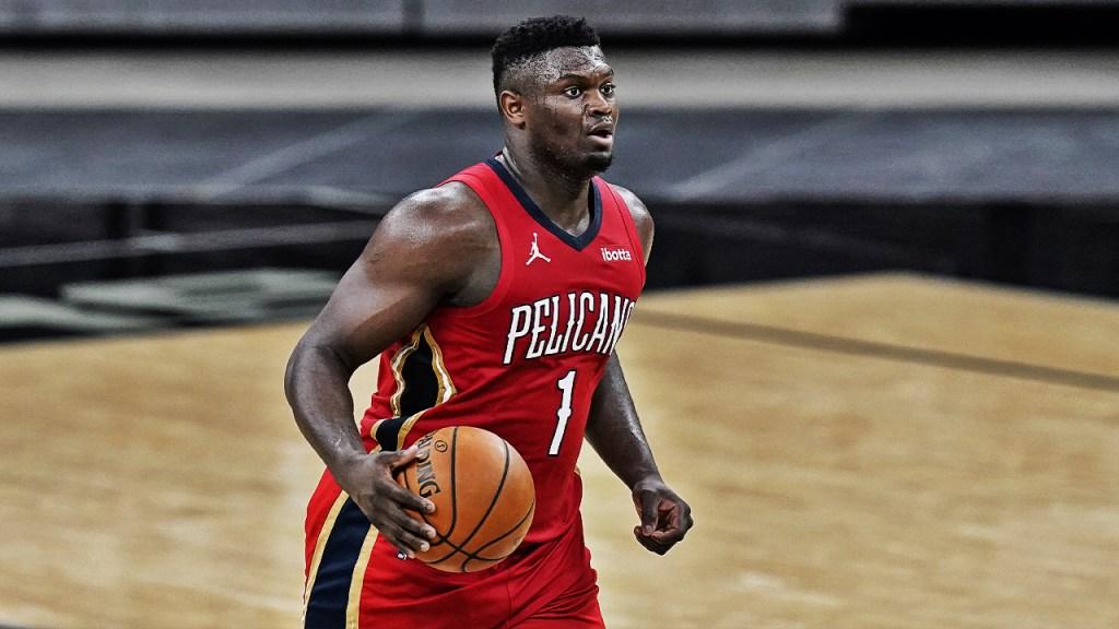 Zion Minutes Reveal NBA All-Stars' Growing Offensive Duties: Data Viz