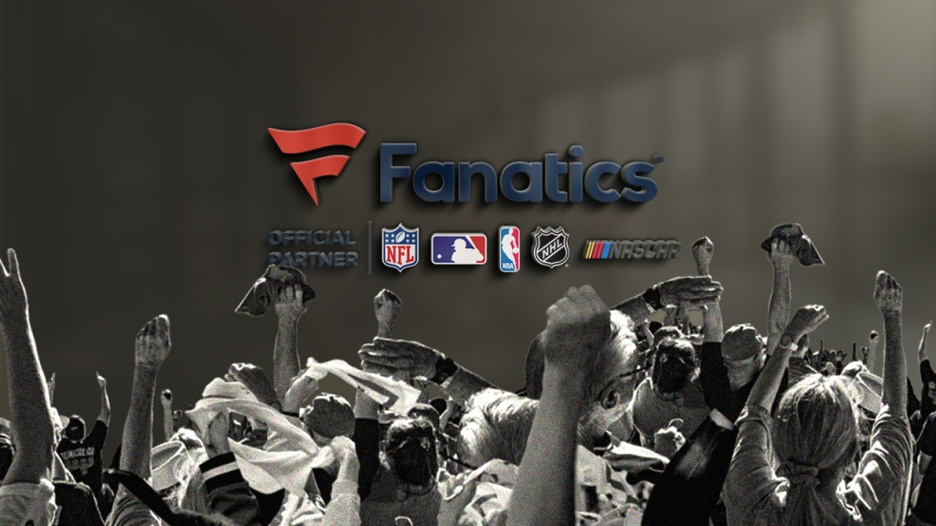 Fanatics Valuation Doubles to $12.8 Billion in Latest Funding