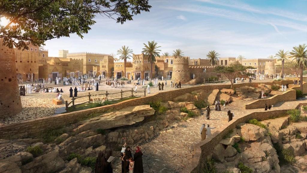 Saudi Vision 2030 Places Emphasis on Sport