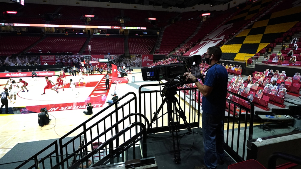 Sports TV Production Crews Already Knew Change. Then COVID Hit