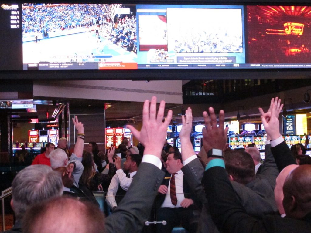 March Madness Wagers Grow Beyond Brackets as Legal Betting Spreads