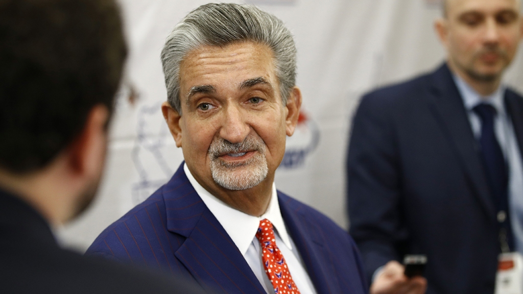 Ted Leonsis Sees a Blockchain Future in Ticketing