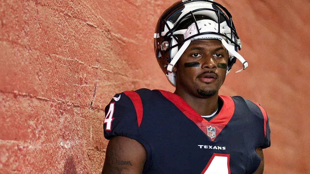 The NFL's Playbook for the Deshaun Watson Situation
