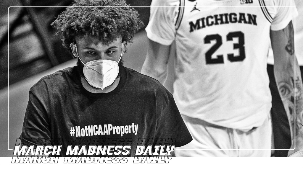 March Madness Daily: #NotNCAAProperty Reaches Millions Online