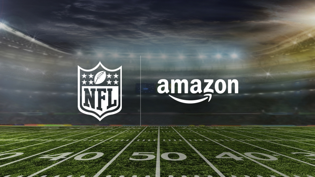 NFL, Amazon Are Bringing Thousands of New Products to Retail Giant