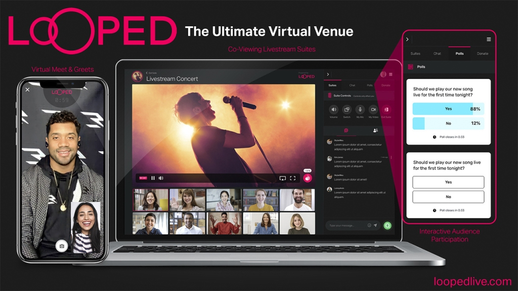 Celeb Meet and Greet Startup Looped Touts $8M Seed Round Backed by Suh, Will Ventures