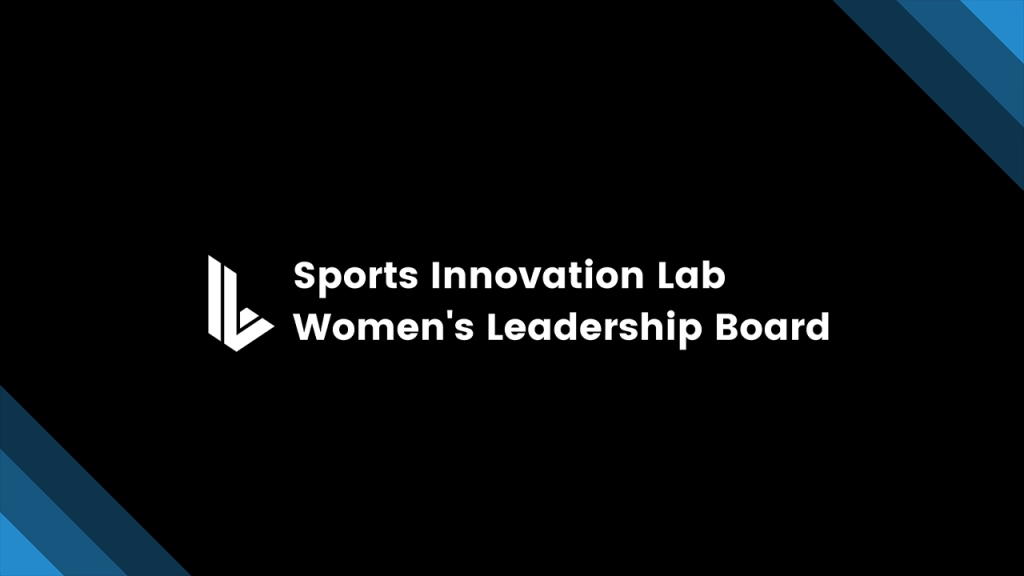 Sports Innovation Lab Launches Data-Driven Women's Leadership Board